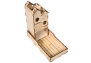 Mini Dice Tower Kit - Birdhouse (Wingspan Compatible)