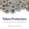 Token Protectors (30-Piece Pack)