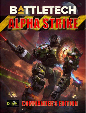 BattleTech RPG: Alpha Strike - Commander's Edition