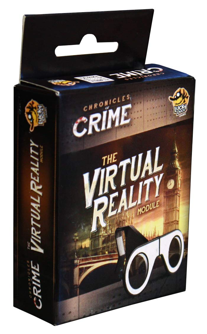 Chronicles of Crime: VR Glasses