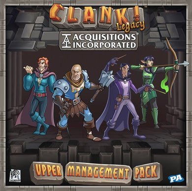 CLANK! Legacy: Acquisitions Inc Pack