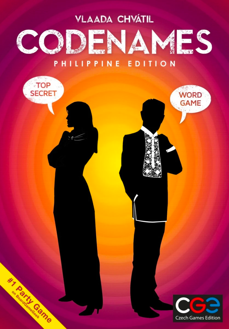 Codenames: Philippine Edition