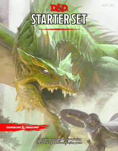D&D (Dungeons and Dragons): Starter Set 5th Edition