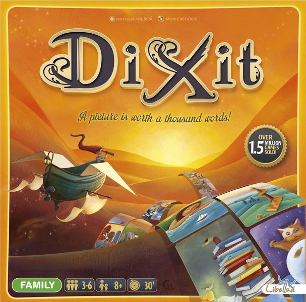 Dixit (Minor Box Damage)