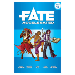 Fate Core: Accelerated Edition RPG