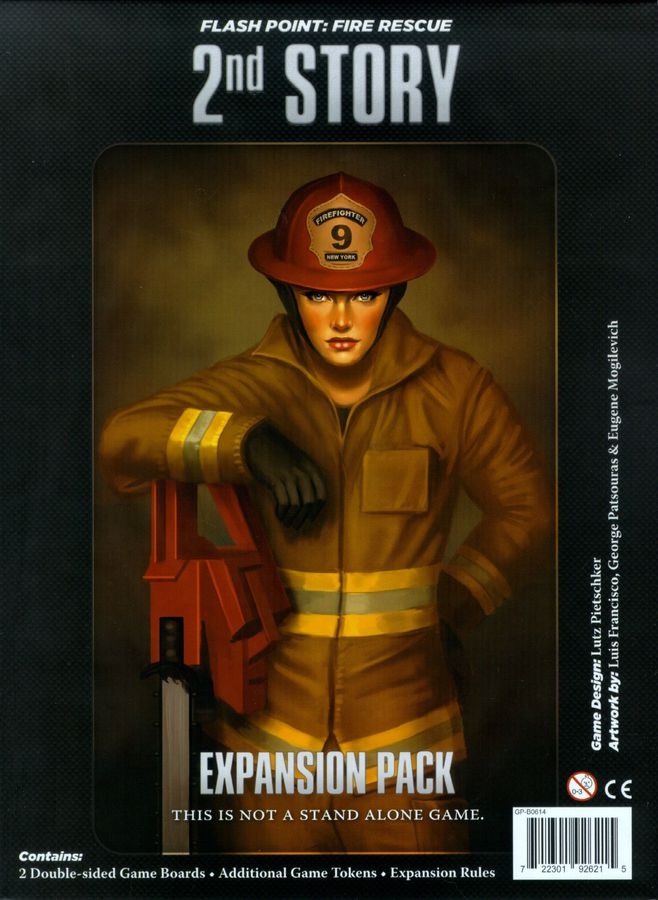 Flash Point: 2nd Story Expansion