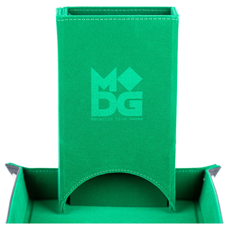 MDG Dice Tower: Fold Up Velvet