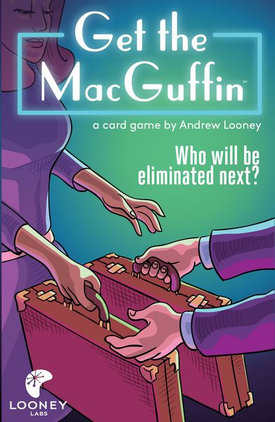 Get the MacGuffin Bundle: Core Game with Plan C Expansion Pack