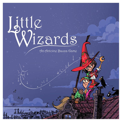 Little Wizards RPG Book