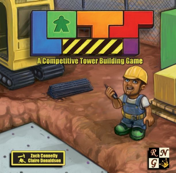LOTS: A Competitive Tower Building Game