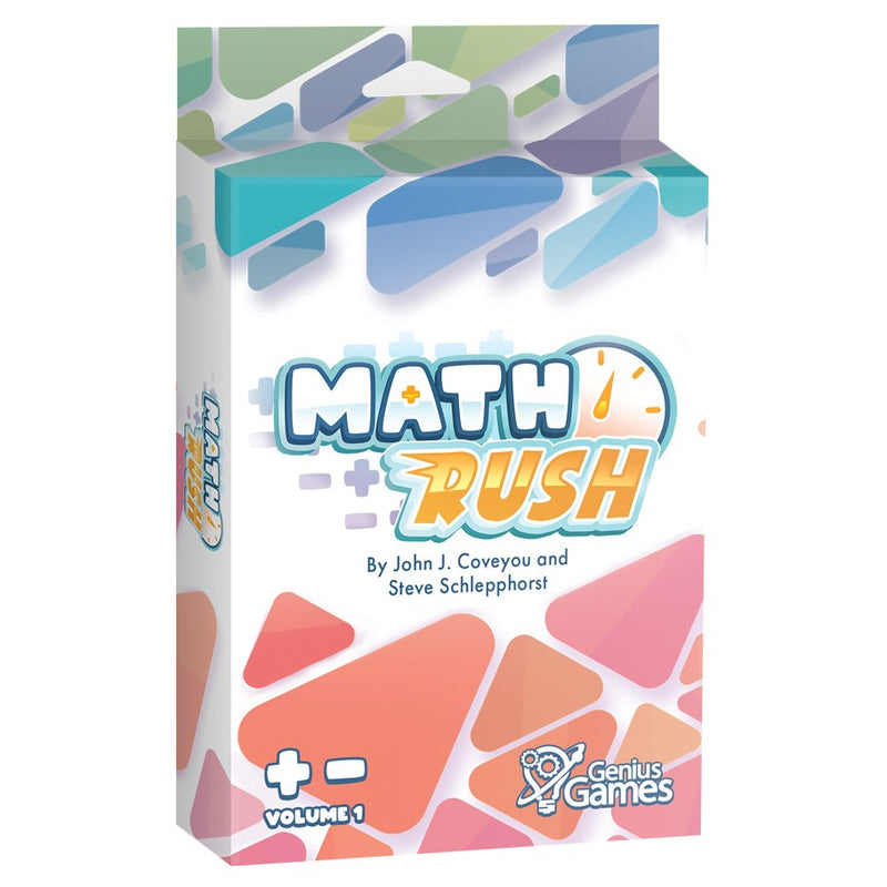 Math Rush: Addition & Subtraction