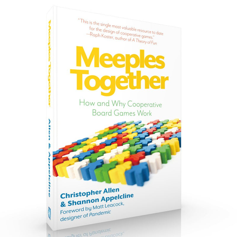 Meeples Together: Cooperative Board Games Book