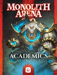 Monolith Arena: Academics Expansion