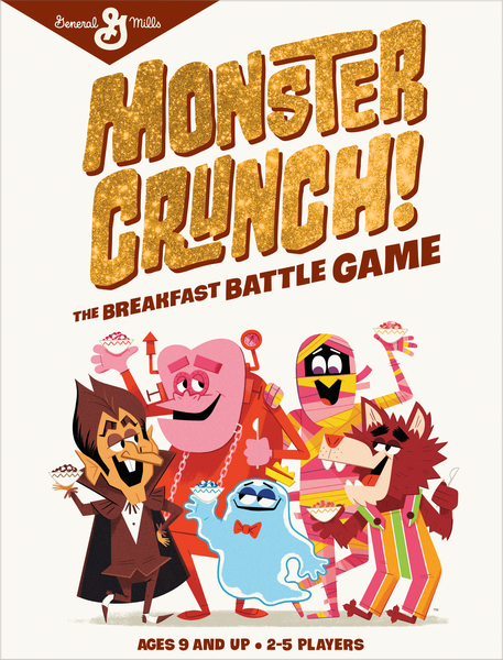 Monster Crunch! The Breakfast Battle Game