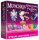 Munchkin: Unicorns and Friends Expansion