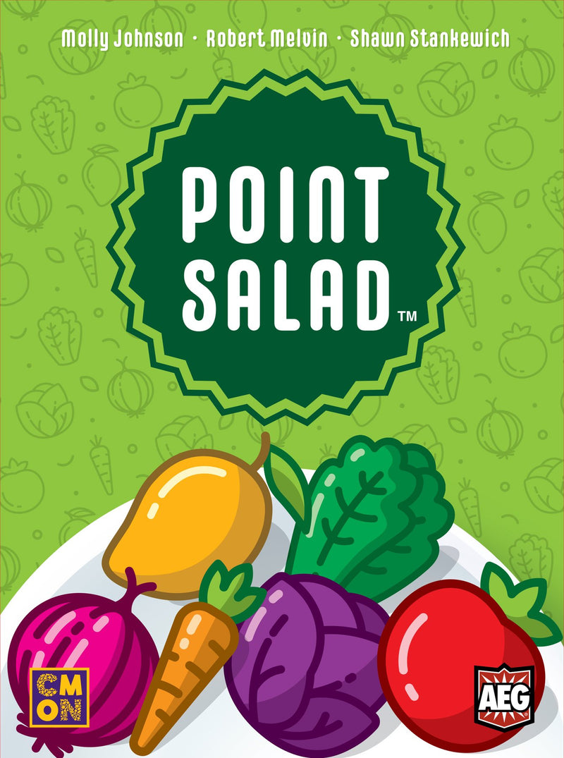 Point Salad SouthEast Asia Edition