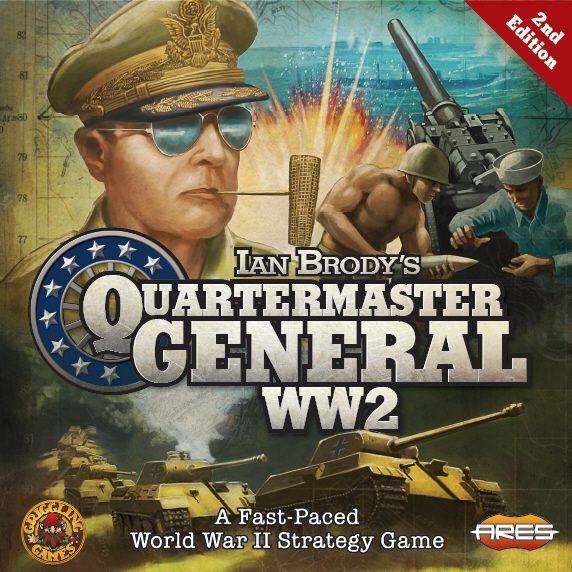 Quartermaster General WW2 2nd Ed.