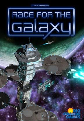 Race For The Galaxy: Core Game (2nd Ed.)