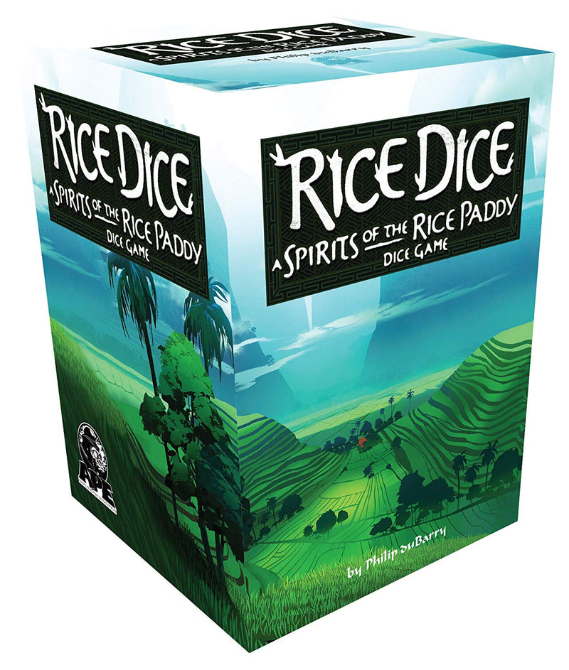 Rice Dice: A Spirits of the Rice Paddy Dice Game