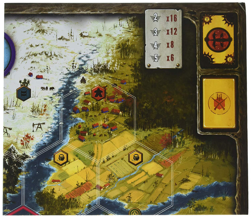Scythe: Board Game Extension