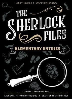 The Sherlock Files Elementary Entries