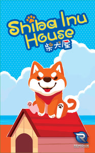 Shiba Inu House (with Replacement Cards)