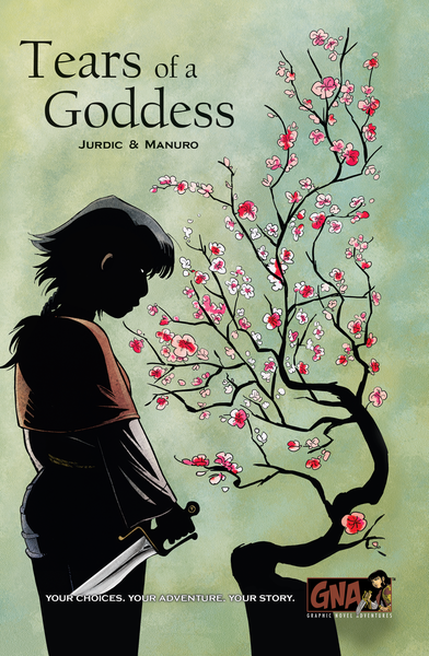 Tears of a Goddess (Graphic Novel Adventures)