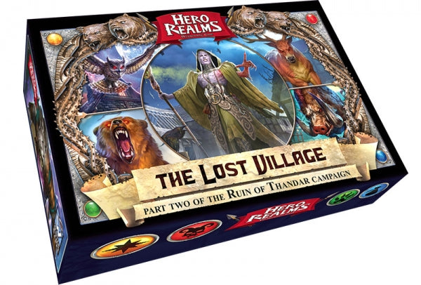 Hero Realms: The Lost Village Expansion