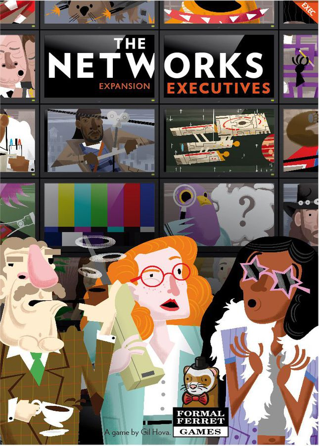 The Networks: Executives Expansion