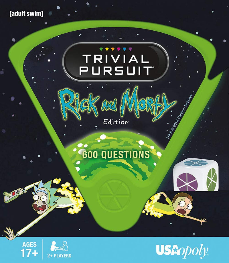 Trivial Pursuit: Rick and Morty