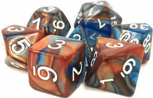 TMG Supply Dargon's Dice: 16mm Scrying Stone 7-set