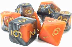 TMG Supply Dargon's Dice: 16mm Waylander's Forge 7-set