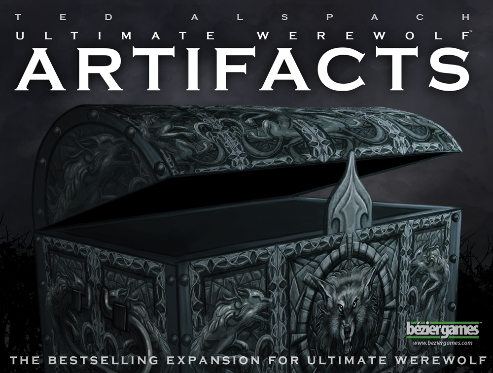 Ultimate Werewolf: Artifacts Expansion (2nd Ed.)
