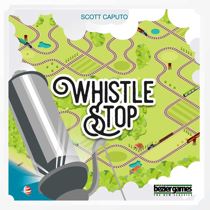 Whistle Stop (Minor Box Damage)