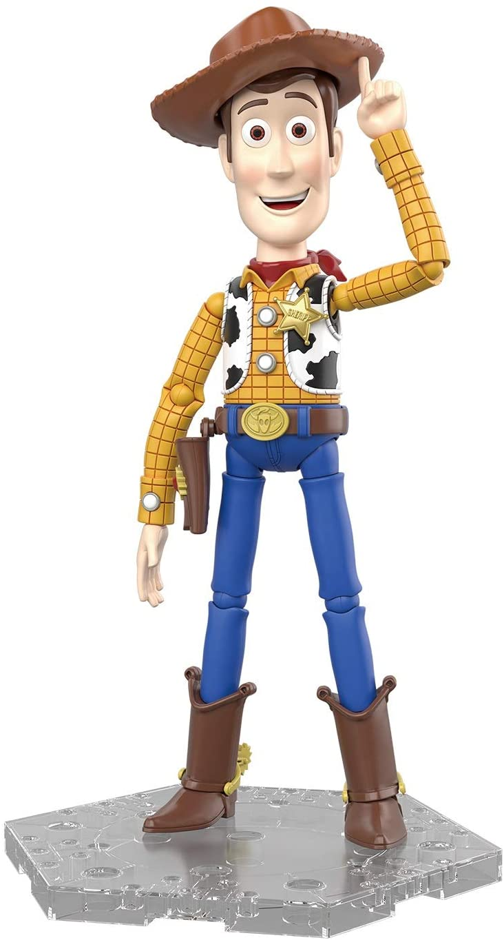 Woody ''Toy Story'', Bandai Cinema-Rise Standard