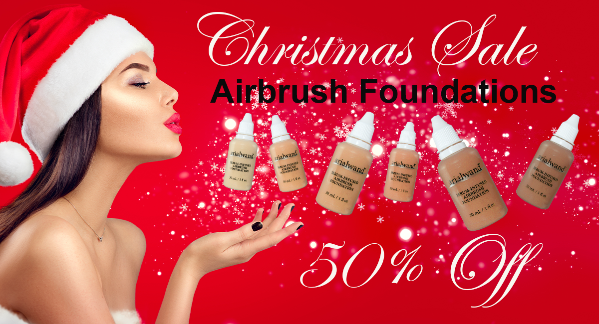 Airbrush Makeup Foundations 50% Off