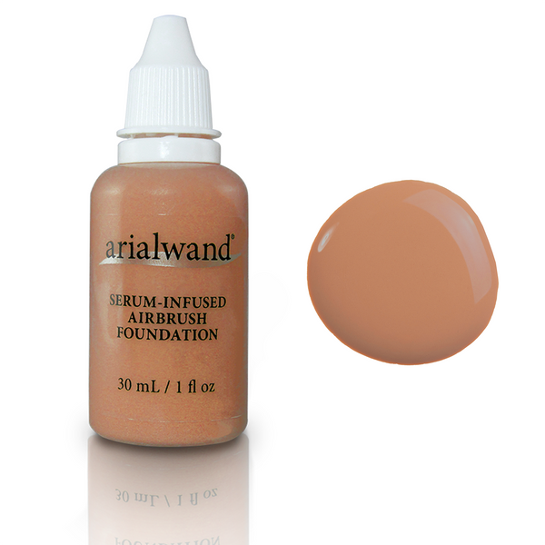 Arialwand Airbrush Foundation W/Hyaluronic Acid - DUO DEEP