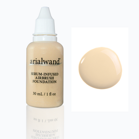 Arialwand Airbrush Foundation W/Hyaluronic Acid - Porcelain (Shade#001)