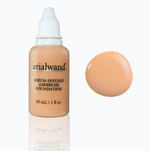 Arialwand Airbrush Makeup Foundation with Hyaluronic Acid - Ivory (Shade #2)