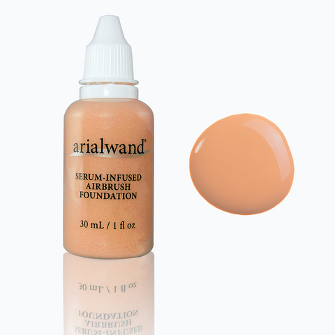 Arialwand Airbrush Foundation W/Hyaluronic Acid - Warm Beige (Shade #005)