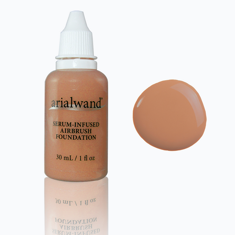Arialwand Airbrush Foundations W/Hyaluronic Acid - Mocha (Shade #007)