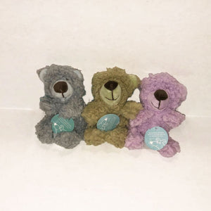 Aromadog Fleece Toy with Calming Lavender- Bear - Edie 1965