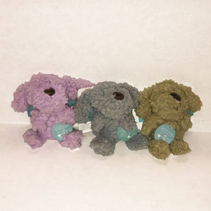 Aromadog Fleece Toy with Calming Lavender- Dog - Edie 1965
