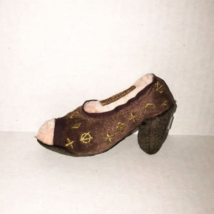 Chewy Vuiton Shoe Plush Toy - Edie 1965