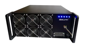 iBeLink™ DSM6T Blake256 Miner with 6 TH/s Hash Rate