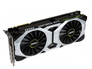 MSI GeForce RTX 2080 VENTUS Graphics Card