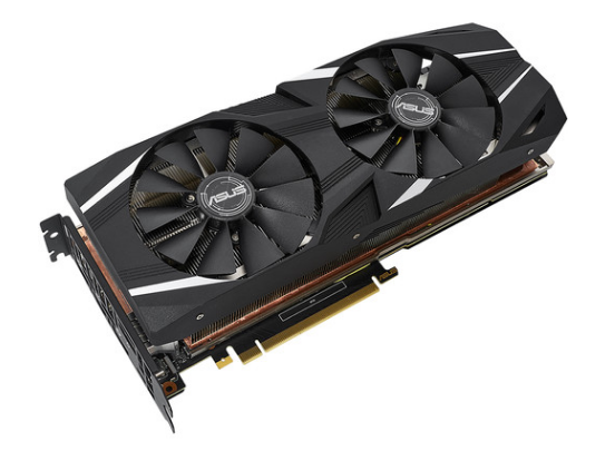 ASUS Dual GeForce RTX 2080 Ti OC Graphics Card