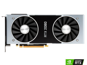 NVIDIA - GeForce RTX 2080 Founders Edition 8GB GDDR6 Graphics Card