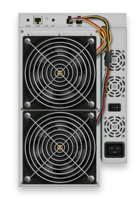 Canaan AvalonMiner 1246 85Th/s 3400W