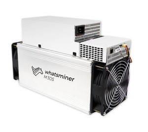 Whatsminer M30S 102Th/s 36W